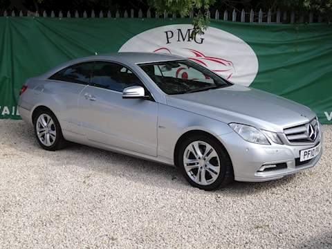 E Class E350 Cdi Blueefficiency Se Coupe 3.0 Automatic Diesel