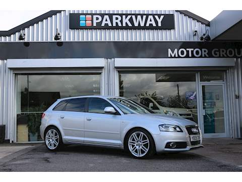 A3 Tfsi S Line Hatchback 1.8 Manual Petrol