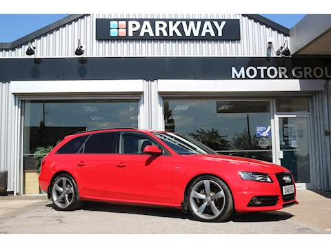 A4 Avant Tdi Black Edition 2.0 5dr Estate Manual Diesel