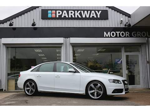A4 Tdi Black Edition Saloon 2.0 Manual Diesel