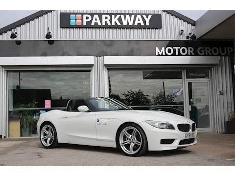 Z4 Z4 Sdrive23i M Sport Roadster 2.5 2dr Convertible Manual Petrol