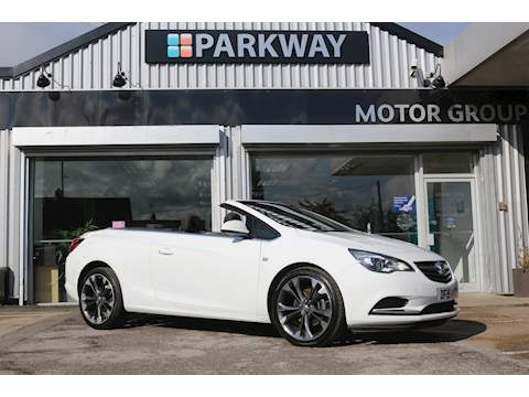 Cascada Se S/S Convertible 1.4 Manual Petrol