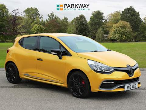 Clio Renaultsport Lux Hatchback 1.6 Automatic Petrol