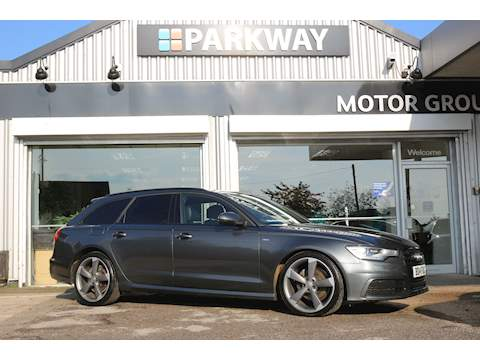 A6 Avant Tdi Ultra S Line Black Edition Estate 2.0 Semi Auto Diesel