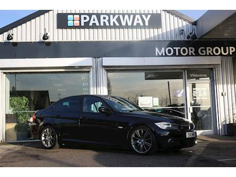 3 Series 320I Sport Plus Saloon 2.0 Manual Petrol