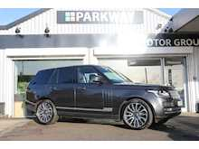 Range Rover Sdv8 Autobiography Estate 4.4 Automatic Diesel