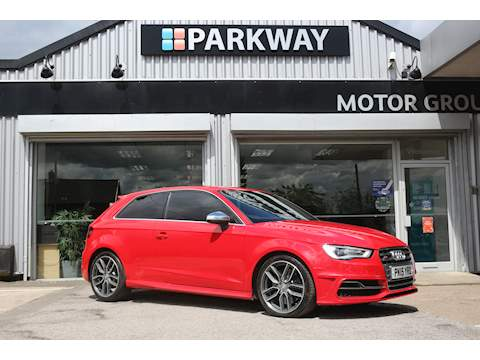 A3 S3 Quattro Hatchback 2.0 Manual Petrol