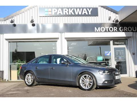 A4 Tdi Se Saloon 2.0 Manual Diesel