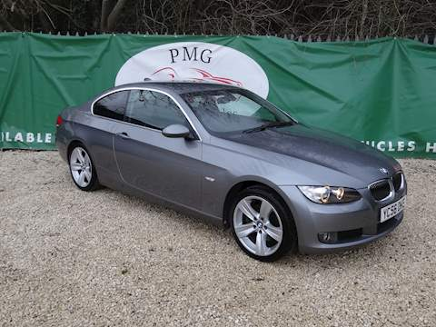 3 Series 325I Se Coupe 2.5 Manual Petrol