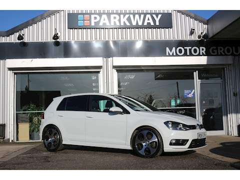Golf R-Line Tdi Bluemotion Technology Hatchback 2.0 Manual Diesel