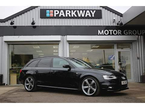 A4 Avant Tdi S Line Black Edition Estate 2.0 Manual Diesel