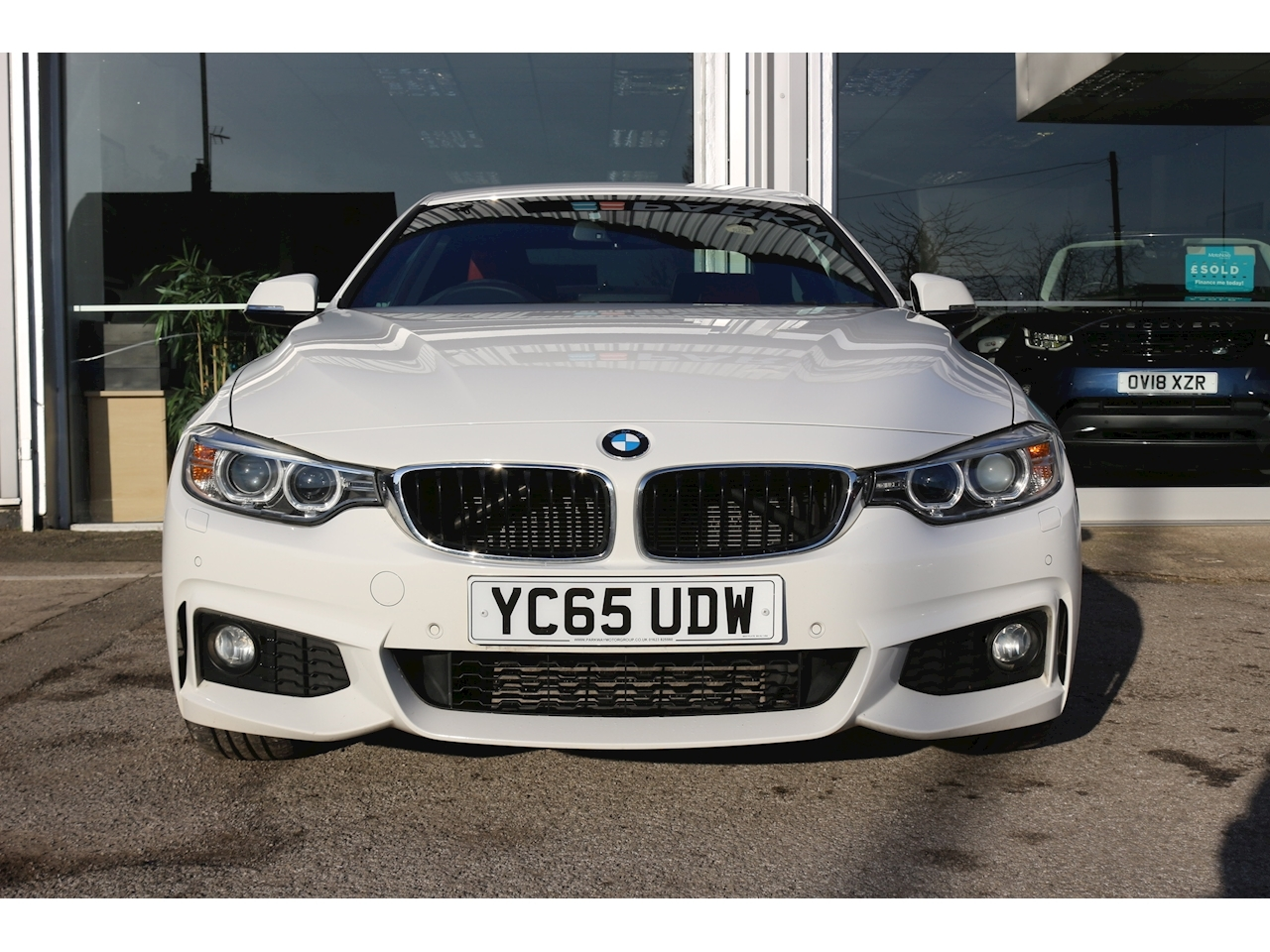 4 Series 420D M Sport Coupe 2.0 Automatic Diesel