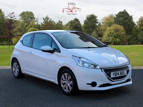 208 Access Plus Hatchback 1.2 Manual Petrol