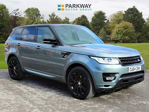 Range Rover Sport Autobiography Dynamic Estate 4.4 Automatic Diesel