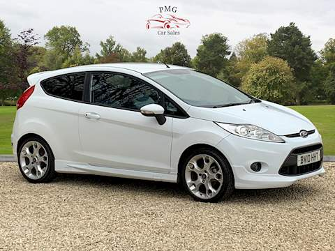 Fiesta Zetec S Hatchback 1.6 Manual Petrol