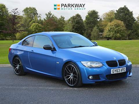 3 Series 320D M Sport Coupe 2.0 Automatic Diesel
