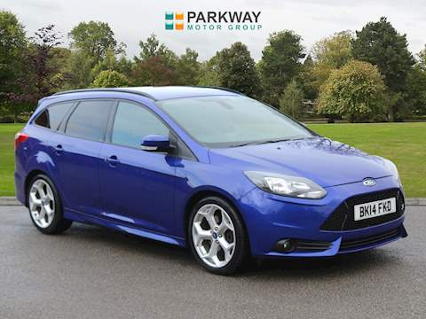 Focus ST-2 2 5dr Estate Manual Petrol