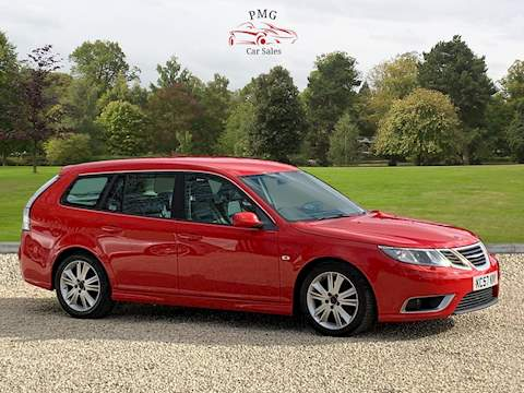9-3 Aero V6 Estate 2.8 Semi Auto Petrol