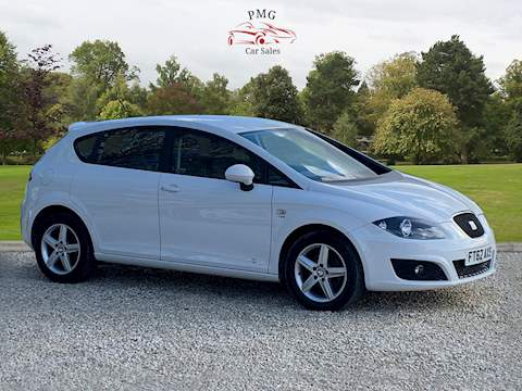 Leon S 1.2 5dr Hatchback Manual Petrol