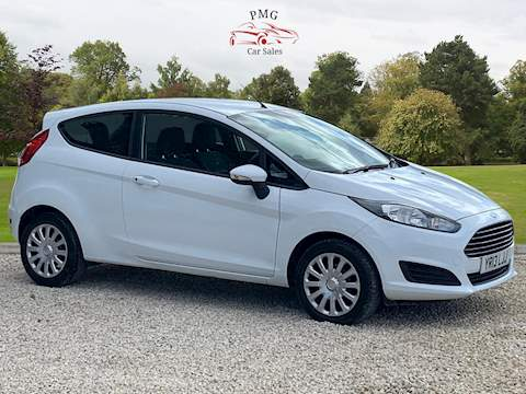 Fiesta Style 1.2 3dr Hatchback Manual Petrol