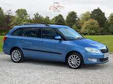 Fabia Elegance 1.2 5dr Estate Manual Petrol
