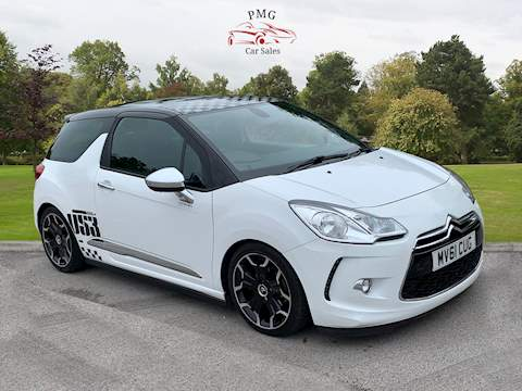DS3 DSport Plus 1.6 3dr Hatchback Manual Diesel