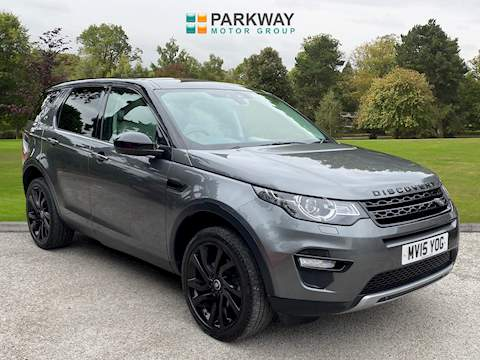 Discovery Sport HSE 2.2 5dr SUV Auto Diesel