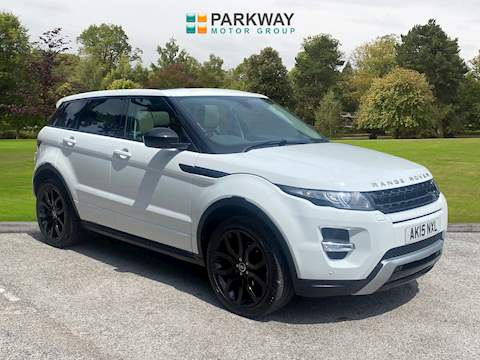 Range Rover Evoque Dynamic SUV 2.2 Automatic Diesel