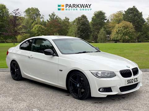 3 Series 318i Sport Plus Edition Coupe Coupe 2 Manual Petrol