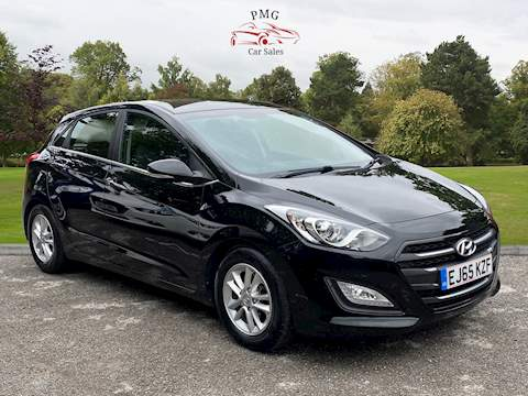 i30 SE Nav Hatchback 1.6 Manual Diesel