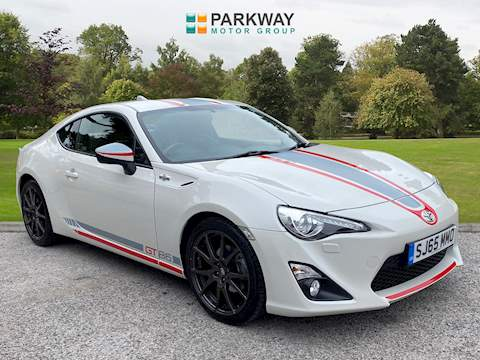 GT86 2.0 D-4S Blanco Coupe 2dr Petrol Manual (192 g/km, 200 bhp) 2.0 2dr Coupe Manual Petrol