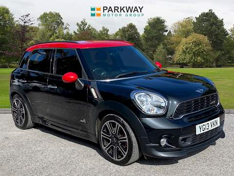 Countryman John Cooper Works Countryman 1.6 5dr Countryman Manual Petrol