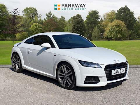 TT S line 1.8 3dr Coupe Manual Petrol