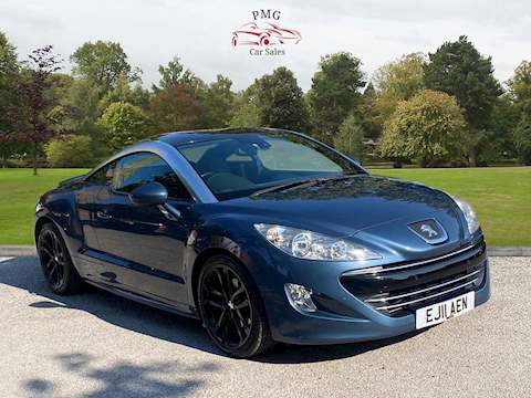RCZ GT Coupe 1.6 Manual Petrol