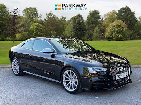 RS5 4.2 TFSI Coupe 2dr Petrol S Tronic quattro (246 g/km, 444 bhp) 4.2 2dr Coupe S Tronic Petrol