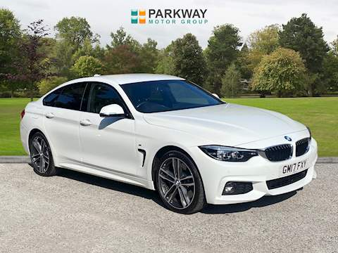 4 Series Gran Coupe 430d xDrive M Sport Gran Coupe 3.0 5dr Gran Coupe Automatic Diesel