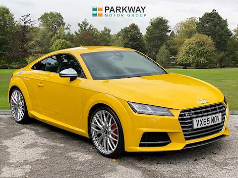 TTS 2.0 TFSI Coupe 3dr Petrol S Tronic quattro (s/s) (310 ps) 2.0 3dr Coupe S Tronic Petrol