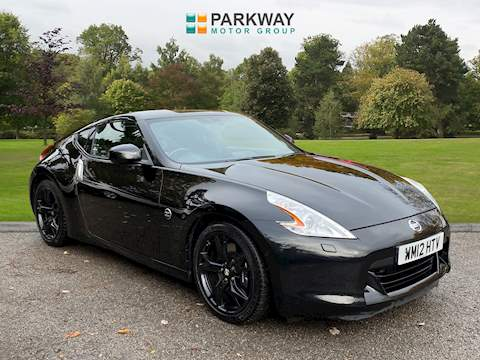 370 Z GT Edition SiV 3.7 3dr Coupe Manual Petrol