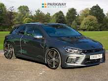 Scirocco R Hatchback 2.0 Manual Petrol