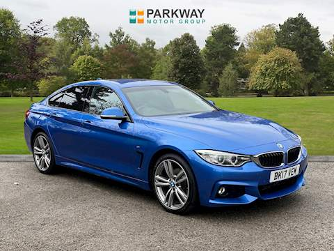 2.0 420d M Sport Gran Coupe 5dr Diesel Auto xDrive (s/s) (126 g/km, 190 bhp)
