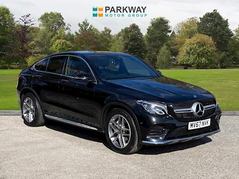 2.1 GLC220d AMG Line (Premium) Coupe 5dr Diesel G-Tronic 4MATIC (s/s) (170 ps)