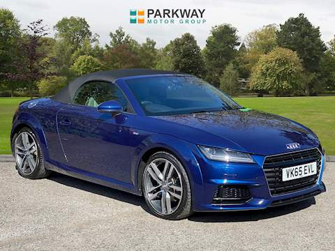 2.0 TFSI S line Roadster 2dr Petrol (s/s) (230 ps)