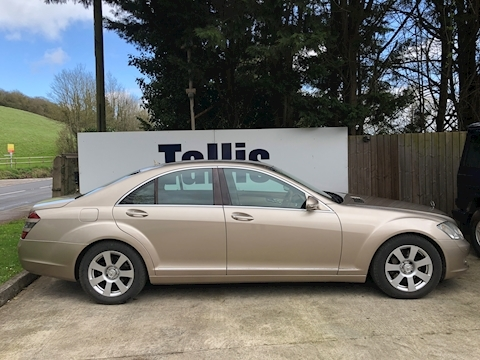 S Class S320 Cdi Saloon 3.0 Automatic Diesel
