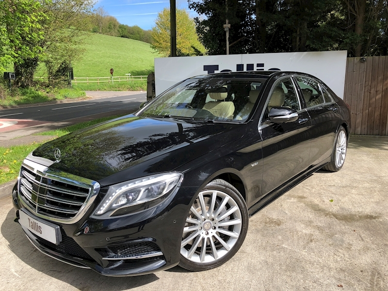 S Class S600 L Amg Line Saloon 6.0 Automatic Petrol