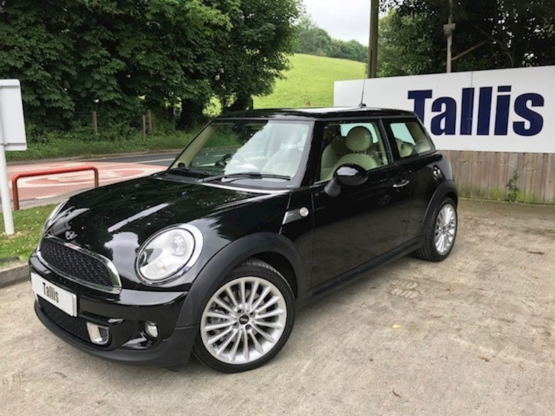 Mini Inspired By Goodwood Hatchback 1.6 Automatic Petrol