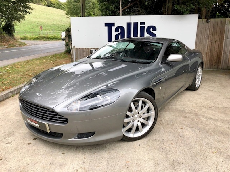 Db9 V12 Coupe 5.9 Automatic Petrol