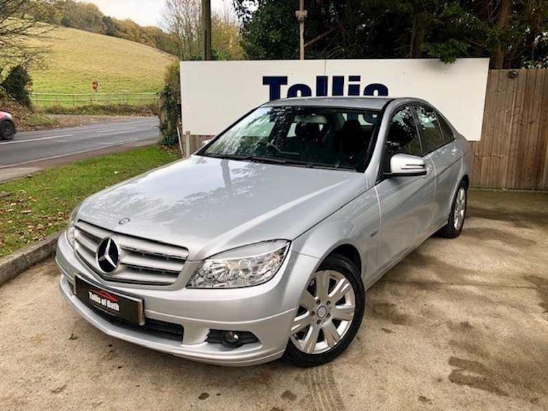 C Class C200 Cdi Blueefficiency Executive Se Saloon 2.1 Automatic Diesel