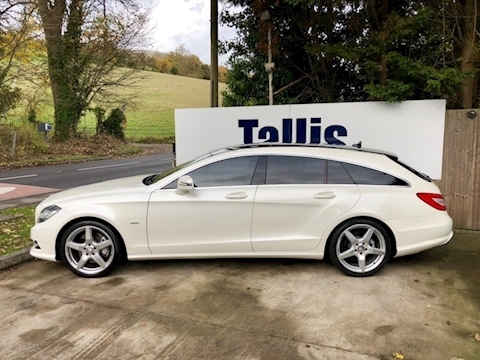 Cls Cls350 Cdi Blueefficiency Amg Sport Estate 3.0 Automatic Diesel