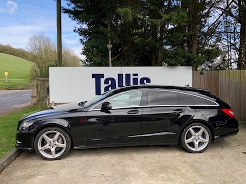 Cls Cls250 Cdi Blueefficiency Amg Sport Estate 2.1 Automatic Diesel