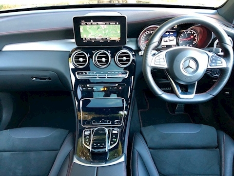 Glc-Class Amg Glc 43 4Matic Premium Plus Estate 3.0 Automatic Petrol